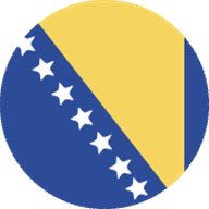 Flag of Bosnia-Herzegovina